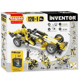 Engino - INVENTOR Motorizált 120db multi Itt egy ajánlat található, a bővebben gombra kattintva, további információkat talál a termékről.