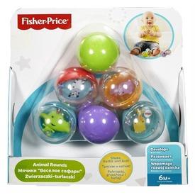 Fisher-Price mókás szafari golyók bébijáték