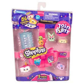 SHOPKINS S7 5db-os