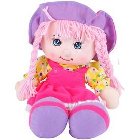 Rongybaba - rózsaszín, 36 cm