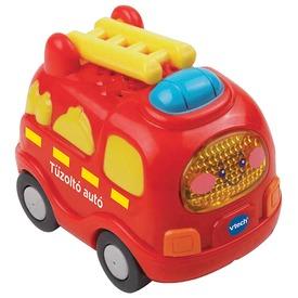 Toot-Toot kisautók - Tűzoltóautó