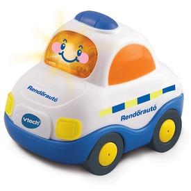 Toot-Toot kisautók - rendőrautó