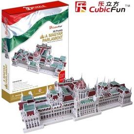 A magyar Parlament 237 darabos 3D puzzle Itt egy ajánlat található, a bővebben gombra kattintva, további információkat talál a termékről.