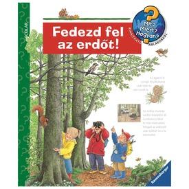 Fedezd fel az erdőt foglalkoztatókönyv