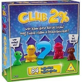 Club 2% társasjáték Itt egy ajánlat található, a bővebben gombra kattintva, további információkat talál a termékről.