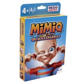 MimiQ - Grimaszpárbaj társasjáték Itt egy ajánlat található, a bővebben gombra kattintva, további információkat talál a termékről.