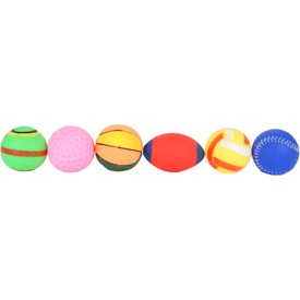 Labdák 6 darabos fürdőjáték - vegyes Itt egy ajánlat található, a bővebben gombra kattintva, további információkat talál a termékről.
