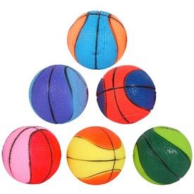 Labdák 6 darabos fürdőjáték - kosárlabda mintás