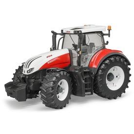 Bruder Steyr 6300 Terrus CVT traktor - 1:16 Itt egy ajánlat található, a bővebben gombra kattintva, további információkat talál a termékről.