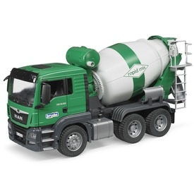 Bruder MAN TGS betonkeverő autó - 1:16 Itt egy ajánlat található, a bővebben gombra kattintva, további információkat talál a termékről.