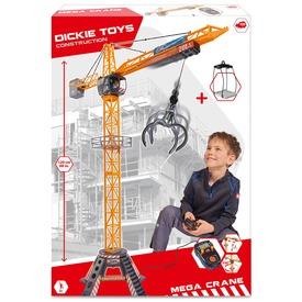 Dickie Mega Crane Óriás daru  Itt egy ajánlat található, a bővebben gombra kattintva, további információkat talál a termékről.
