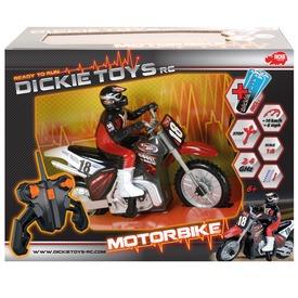 Dickie RC Motorkerékpár 1:8 2, 4GHz  Itt egy ajánlat található, a bővebben gombra kattintva, további információkat talál a termékről.