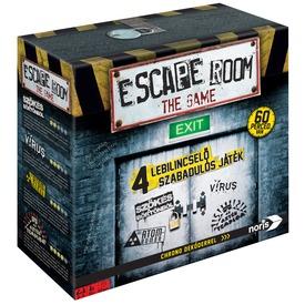 Escape Room 4-játék  Itt egy ajánlat található, a bővebben gombra kattintva, további információkat talál a termékről.
