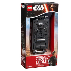 LEGO® SW Han Solo Széntömbbe fagyasztva világító kulcstartó Itt egy ajánlat található, a bővebben gombra kattintva, további információkat talál a termékről.