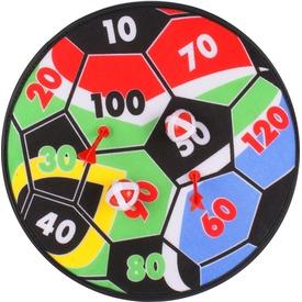 Focilabda mintás darts tábla Itt egy ajánlat található, a bővebben gombra kattintva, további információkat talál a termékről.