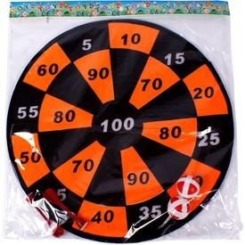 Tépőzáras darts tábla - 36 cm Itt egy ajánlat található, a bővebben gombra kattintva, további információkat talál a termékről.
