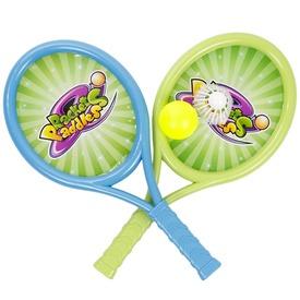 Teniszütő készlet labdákkal - 40 cm Itt egy ajánlat található, a bővebben gombra kattintva, további információkat talál a termékről.
