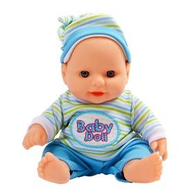 Játékbaba csíkos ruhában - 19 cm, többféle Itt egy ajánlat található, a bővebben gombra kattintva, további információkat talál a termékről.