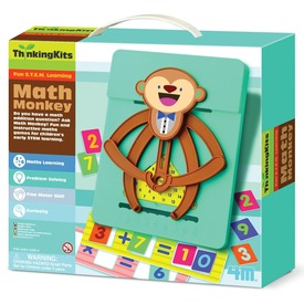 4M matekos majom készlet