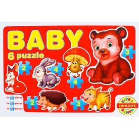 Bébi kirakó játék - többféle Itt egy ajánlat található, a bővebben gombra kattintva, további információkat talál a termékről.