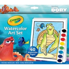 Crayola: Szenilla nyomában kifestő vízfestékkel Itt egy ajánlat található, a bővebben gombra kattintva, további információkat talál a termékről.