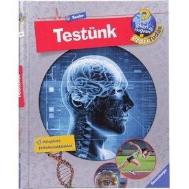 Testünk profi tudás foglalkoztatókönyv