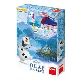 Jégvarázs Olaf a jégen társasjáték