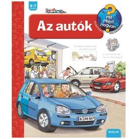 Az autók foglalkoztatókönyv Itt egy ajánlat található, a bővebben gombra kattintva, további információkat talál a termékről.