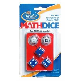 Math Dice-Egy kis matekocka