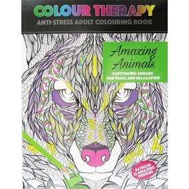 Színterápia stresszoldó 64 lapos kifestő - állatok Itt egy ajánlat található, a bővebben gombra kattintva, további információkat talál a termékről.