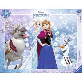 Jégvarázs Anna és Elsa 38 darabos puzzle Itt egy ajánlat található, a bővebben gombra kattintva, további információkat talál a termékről.