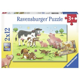 Boldog állatcsaládok 2 x 12 darabos puzzle Itt egy ajánlat található, a bővebben gombra kattintva, további információkat talál a termékről.