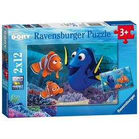 Szenilla nyomában 2 x 12 darabos puzzle Itt egy ajánlat található, a bővebben gombra kattintva, további információkat talál a termékről.