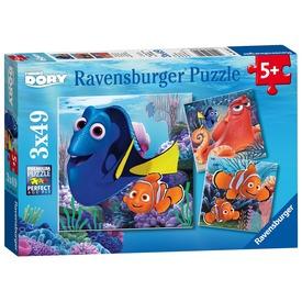 Szenilla nyomában 3 x 49 darabos puzzle Itt egy ajánlat található, a bővebben gombra kattintva, további információkat talál a termékről.