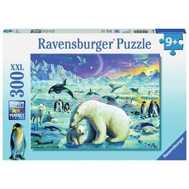 Sarkvidéki állatok 300 darabos XXL puzzle