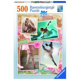 Balerina 500 darabos puzzle