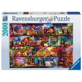Könyvek világa 2000 darabos puzzle Itt egy ajánlat található, a bővebben gombra kattintva, további információkat talál a termékről.