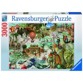 Óceánia 3000 darabos puzzle
