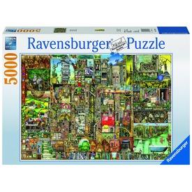 Colin Thompson: Bizarr város 5000 darabos puzzle Itt egy ajánlat található, a bővebben gombra kattintva, további információkat talál a termékről.