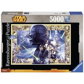 Star Wars: főszereplők 5000 darabos puzzle Itt egy ajánlat található, a bővebben gombra kattintva, további információkat talál a termékről.