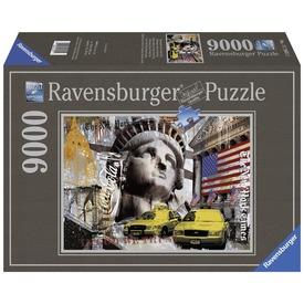New York 9000 darabos puzzle