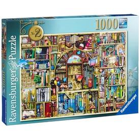 Colin Thompson: Bizarr könyvesbolt 1000 darabos puzzle Itt egy ajánlat található, a bővebben gombra kattintva, további információkat talál a termékről.