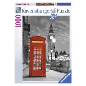 London Big Ben 1000 darabos puzzle