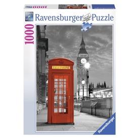 London Big Ben 1000 darabos puzzle