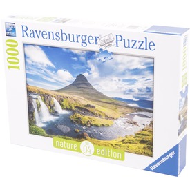 Kirkjufell-hegy 1000 darabos puzzle