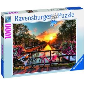 Amszterdami bicikli túra 1000 darabos puzzle