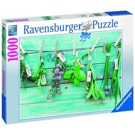 Zöldfűszerek 1000 darabos puzzle Itt egy ajánlat található, a bővebben gombra kattintva, további információkat talál a termékről.