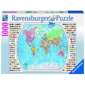 Politikai világtérkép 1000 darabos puzzle Itt egy ajánlat található, a bővebben gombra kattintva, további információkat talál a termékről.