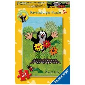 Kisvakond 54 darabos miniatűr puzzle - többféle