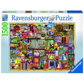 Colin Thompson: Hobbi 1500 darabos puzzle Itt egy ajánlat található, a bővebben gombra kattintva, további információkat talál a termékről.